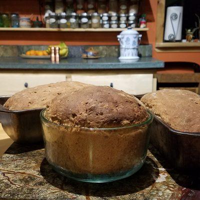 Multigrain Seedy Sourdough Bread